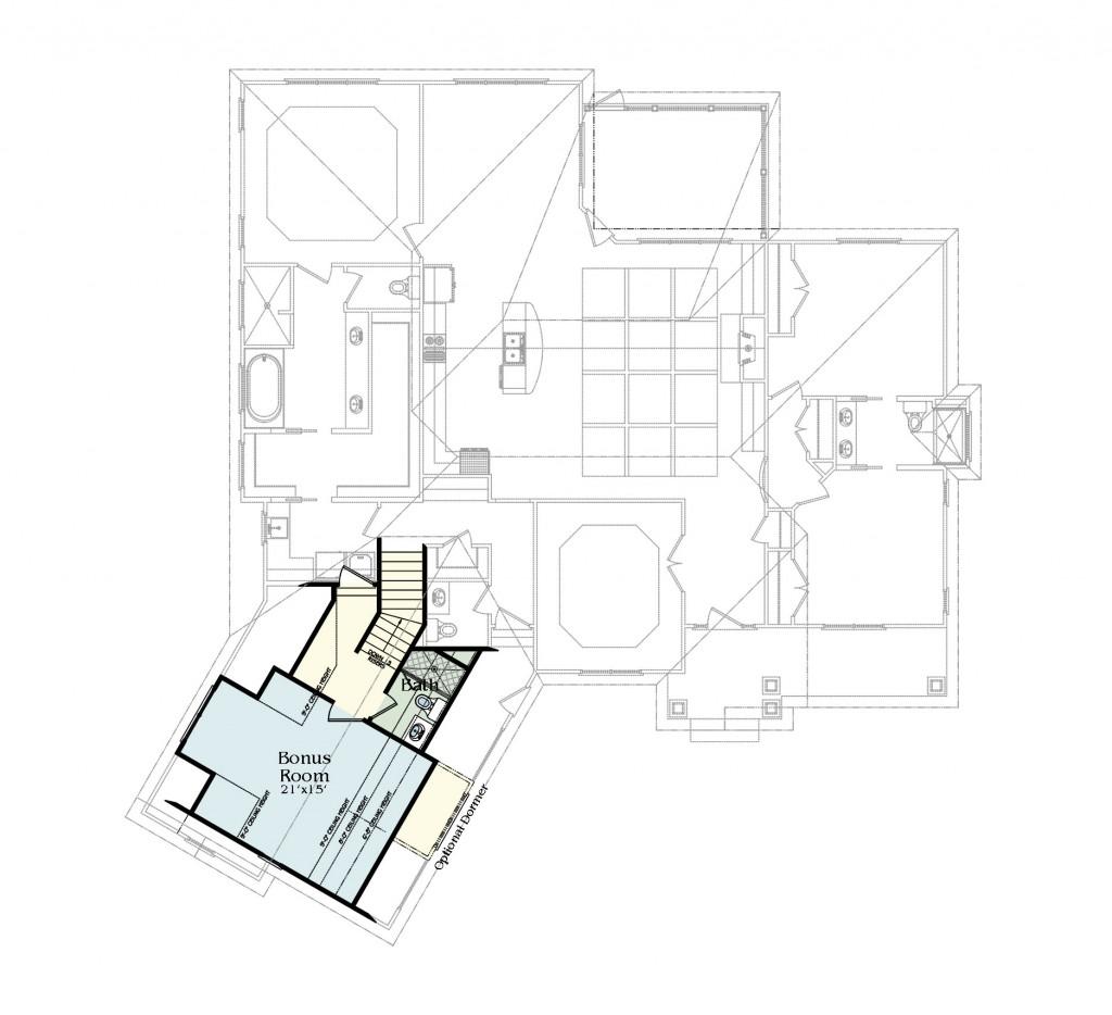 The Hampton - Second Floor