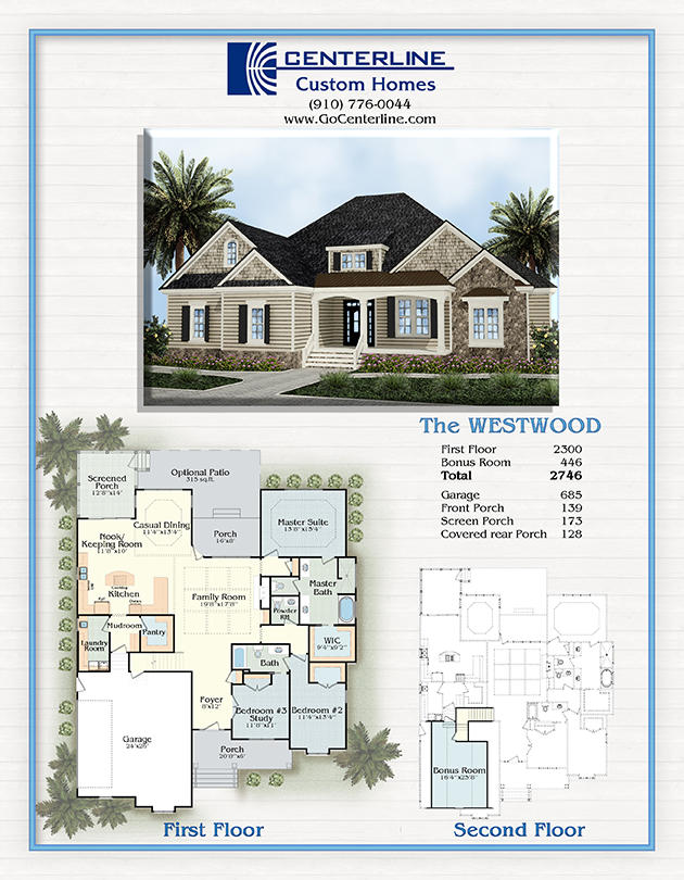 Westwood Home Plans