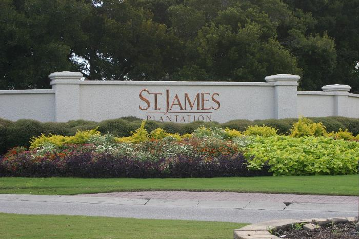 St james plantation custom homes in southport nc for St james plantation builders
